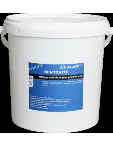 Lacme Betonite 6,25kg Eimer