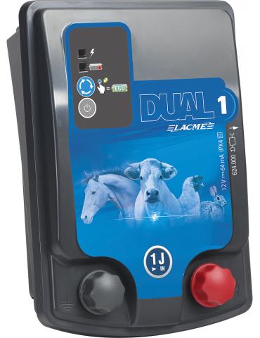 Dual D1 12V/230V 1 Joule